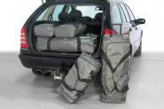 Car-Bags Mercedes-Benz C-Klasse estate Reisetaschen-Set (S203) 2001-2007 | 3x69l + 3x37l jetzt online kaufen