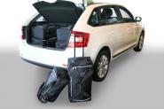 Car-Bags Skoda Rapid Spaceback Reisetaschen-Set jetzt online kaufen