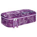 Coocazoo PencilDenzel *EffectiveReflective Edition* Schlamperetui Purple Galaxy Reflective jetzt online kaufen