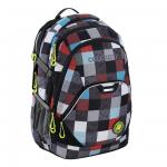 Coocazoo EvverClevver 2 MatchPatch Schulrucksack Checkmate Blue Red jetzt online kaufen