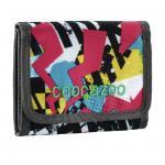 Coocazoo CashDash Geldbeutel Checkered Bolts jetzt online kaufen