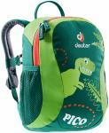 Deuter Pico Kinderrucksack alpinegreen-kiwi jetzt online kaufen
