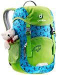 Deuter Schmusebär Kinderrucksack kiwi-turquoise soccer jetzt online kaufen