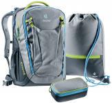 Deuter School Strike Schulrucksack-Set 3tlg. *Limited Edition Pop Art* Blue Splash jetzt online kaufen