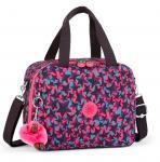 Kipling Miyo Lunchbag mit Trolleylasche Festive Stars jetzt online kaufen