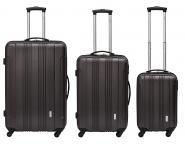 Packenger Torreto Koffer 3er-Set M, L + XL Anthrazit jetzt online kaufen
