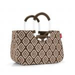 Reisenthel Shopping loopshopper M diamonds mocha jetzt online kaufen