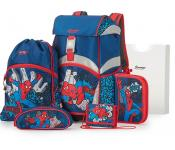 Sammies Ergonomic Backpack Set Marvel Spiderman Pop jetzt online kaufen
