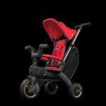 Simple Parenting Doona Liki Trike S3 Faltbares Kinder-Dreirad Flame Red jetzt online kaufen