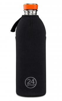 24Bottles® Accessories Thermal Cover 1 Liter-Black