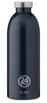 24Bottles® Clima Bottle Rover 850ml Rustic Deep Blue
