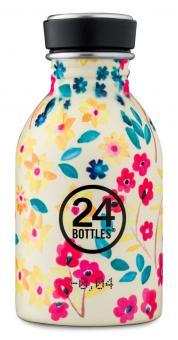 24Bottles® Urban Bottle Silk 250ml Petit Jardin