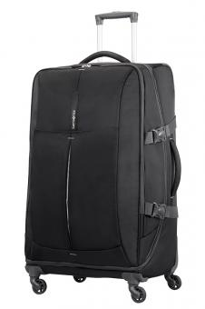 Samsonite 4Mation Spinner Duffle 77cm Black/Silver