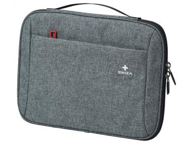 "Swiza Tweed-Design Fausta 13"" Laptop-Sleeve"