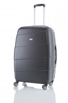 Travelite Stripes Trolley L 4 Rollen