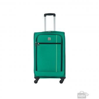 Wagner Luggage Holiday Trolley M 4w grün