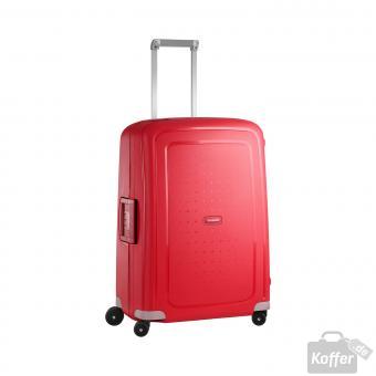 Samsonite S'Cure Spinner 69/25 Crimson Red