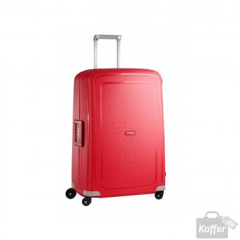 Samsonite S'Cure Spinner 75/28 Crimson Red