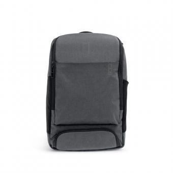 A E P Alpha *Sleek* Business Backpack mit Laptopfach Storm Grey