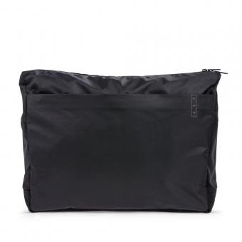 A E P Messenger *Sleek* Business Messenger Bag mit Laptopfach Simple Black