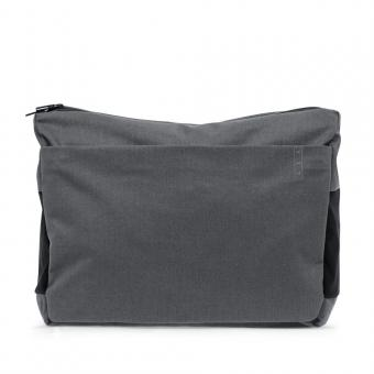 A E P Messenger *Sleek* Business Messenger Bag mit Laptopfach Storm Grey
