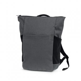 A E P Plain *Sleek* Business Backpack mit Laptopfach Storm Grey