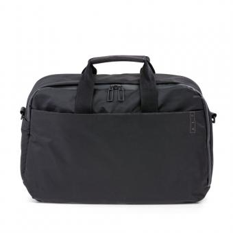 A E P Workbag *Sleek* Business Work Bag mit Laptopfach Simple Black