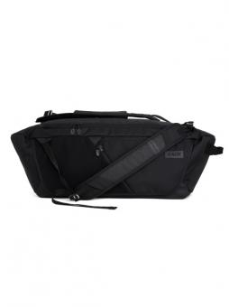 AEVOR Duffle Bag Rucksack black eclipse