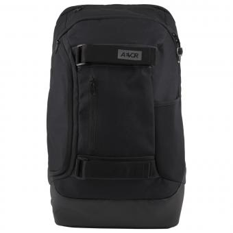 "AEVOR Essential Bookpack Rucksack mit Laptopfach 15"" Black Eclipse"