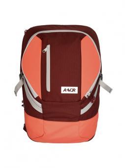 AEVOR Sportspack Rucksack red dusk