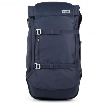 "AEVOR Travel Pack Rucksack mit Laptopfach 15"" Blue Eclipse"