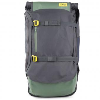 "AEVOR Travel Pack Rucksack mit Laptopfach 15"" Echo Green"