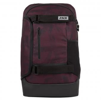 AEVOR Bookpack Palm Red