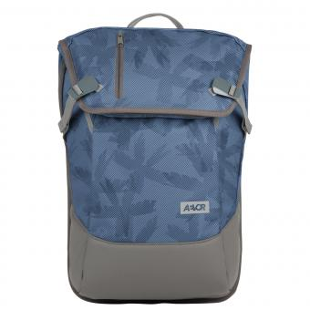 "AEVOR Daypack Palm Rucksack mit Laptopfach 15"" palm blue"