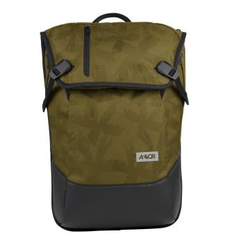 "AEVOR Daypack Palm Rucksack mit Laptopfach 15"" palm green"
