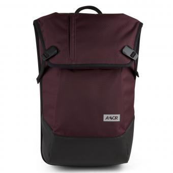 "AEVOR Proof Daypack Rucksack mit Laptopfach 15"" Ruby"