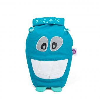 Affenzahn Monster Freunde Großer Kindergartenrucksack aus Bio-Baumwolle