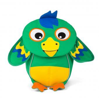 Affenzahn Kleine Freunde Piet Papagei Kleines Rucksäckchen