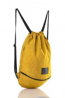 Airpaq Baq Beutel erweiterbar gelb