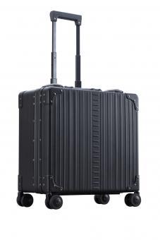 "Aleon Business Case Deluxe 4-Rollen 17"" Onyx"