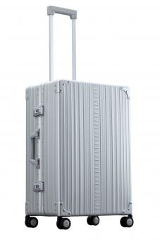 "Aleon Traveler Koffer 26"" Platin"