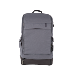 A E P Alpha Classic Essential Backpack mit Laptopfach Graphite Grey
