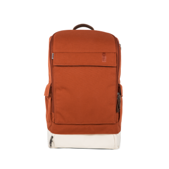 A E P Alpha Classic Essential Backpack mit Laptopfach Mars Red