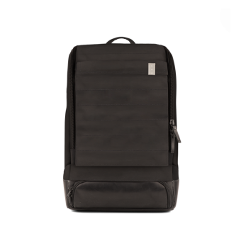 A E P Alpha Classic Leather Special Lederrucksack mit Laptopfach Ancient Black