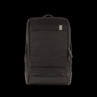 A E P Alpha Classic Special Backpack mit Laptopfach Suit Black