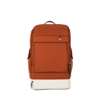 A E P Alpha Small Essential Backpack mit Laptopfach Mars Red
