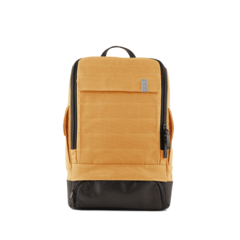 A E P Alpha Small Special Backpack mit Laptopfach Mineral Yellow