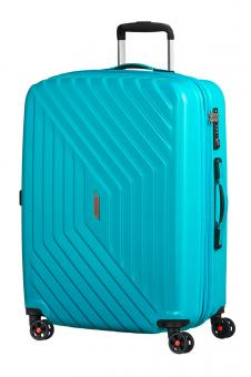 American Tourister Air Force 1 Spinner 66cm Exp. Aero Turquoise