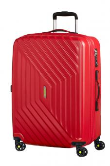 American Tourister Air Force 1 Spinner 66cm Exp. Flame Red