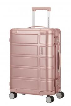 American Tourister Alumo Trolley mit 4 Rollen 55cm Rose